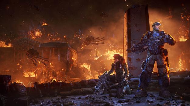 Критики вынесли приговор игре Gears of War: Judgment
