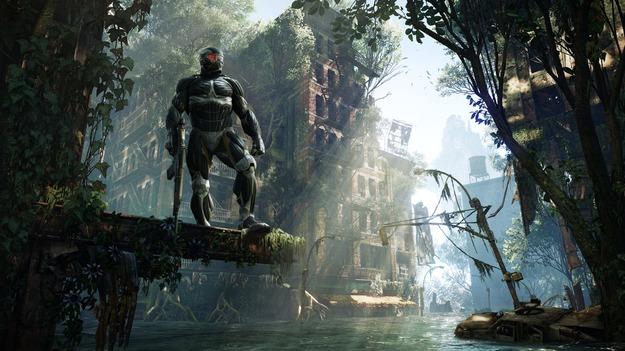 Игра Crysis 3 будет применять производительность консолей на 100%