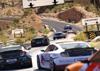 Снимок экрана Trackmania 2 Canyon