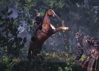 Снимок экрана «Ведьмак 3: Бешеная Охота»