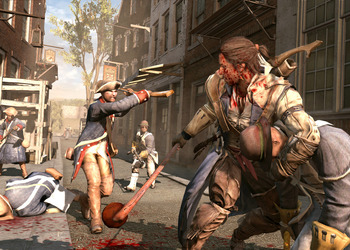 Снимок экрана Assassin'с Creed III