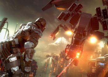 Снимок экрана Killzone: Shadow Fall
