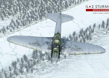 Снимок экрана «Ил-2 Штурмовик: Схватка за Сталинград»