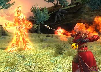 Снимок экрана EverQuest 2
