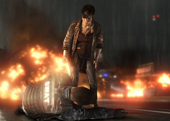 Снимок экрана Beyond: Two Souls