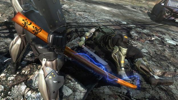 Konami объявила 3 свежих добавления к игре Metal Gear Rising: Revengeance