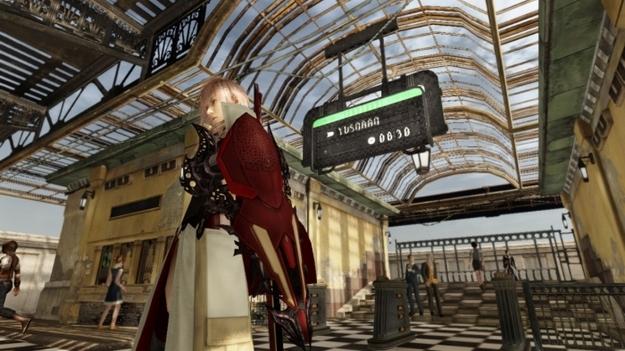 Размещена подробная информация об игре Lightning Returns: Final Fantasy XIII