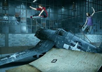Снимок экрана Tony Hawk: Pro Skater HD