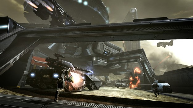 Создатели Dust 514 сообщили об вооружении в игре