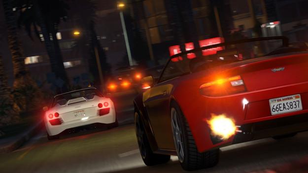 Игру GTA V не планируют производить на консолях следующего поколения