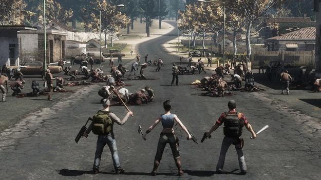 Игру The War Z в РФ выпустит MegaLabs