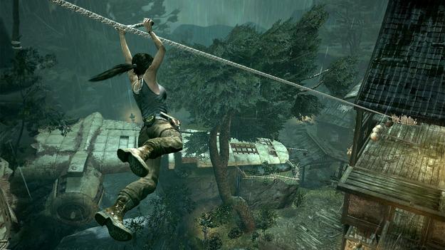 РС модификация игры Tomb Raider будет обширно улучшенной