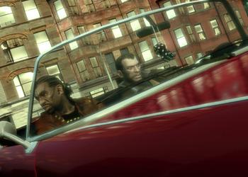Снимок экрана Гранд Theft Авто IV
