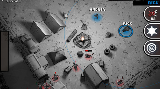 Новая игра из серии The Walking Dead вышла в качестве стратегии для iOS