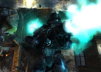 Снимок экрана Wolfenstein