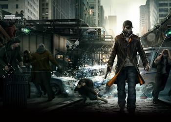 Концепт-арт Watch Dogs