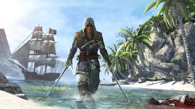 В игре Assassin'с Creed IV: White Flag схватки на воде и суше будут цельнотянутыми