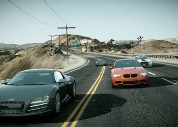 Снимок экрана Нид Фо Спид: The Run