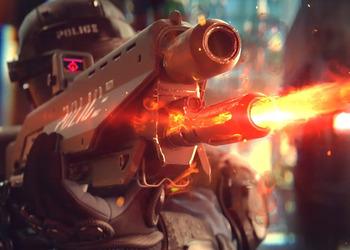 Снимок экрана Cyberpunk 2077