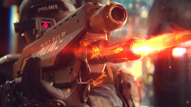 Обнародован дебютный видеоролик к игре Cyberpunk 2077 от основателей Ведьмака