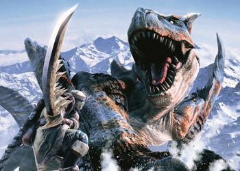 Снимок экрана Monster Хантер On-line