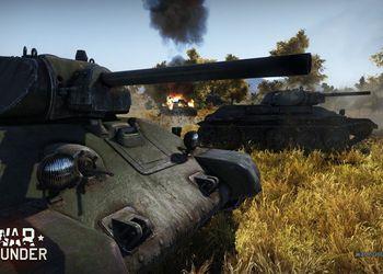Снимок экрана War Thunder