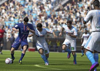 Снимок экрана FIFA 14