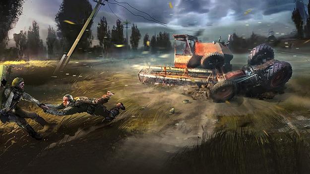 Германская организация купила права на игровую адаптацию вселенной Сталкер у Бориса Стругацкого