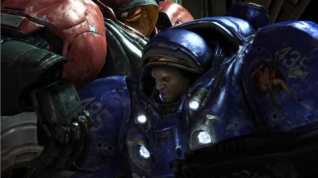 Абонентский мод для StarCraft II сделал из стратегии ролевую  игру