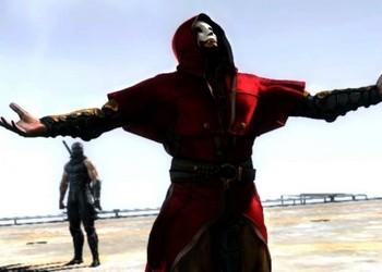 Снимок экрана Ninja Gaiden 3