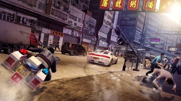 В игре Sleeping Dogs будет мультиплеер
