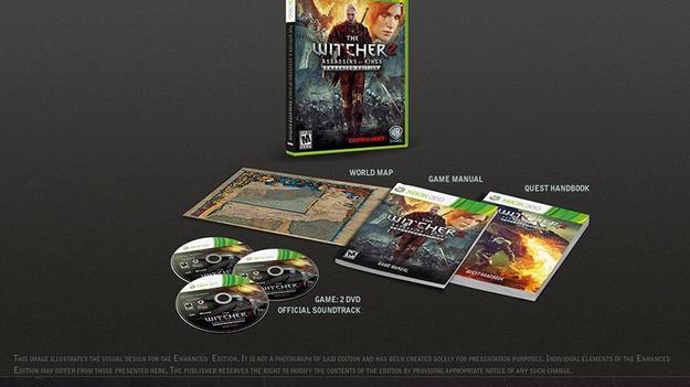 Разработчики Ведьмак 2 показали 2 свежих издания игры