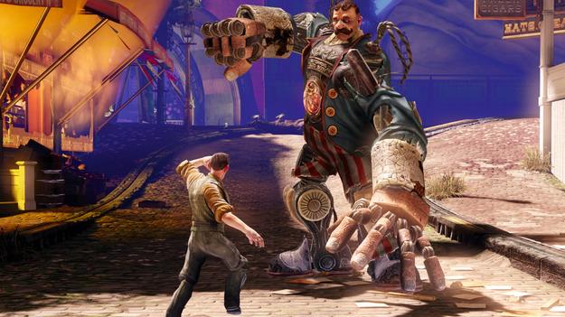 Размещена новая информация об игре BioShock: Infinite