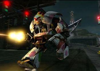 Снимок экрана Twisted Metal