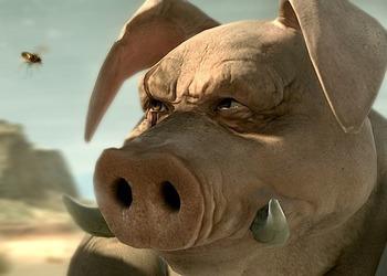 Снимок экрана Beyond Good & Evil 2