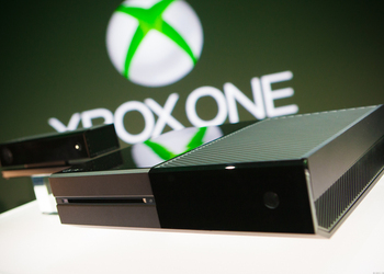 Снимок экрана Xbox One