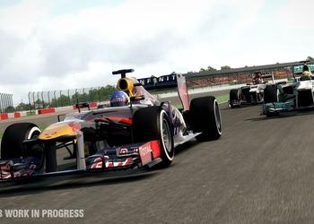 Снимок экрана F1 2013