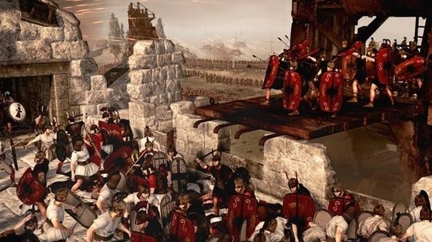 Sega поделилась новой информацией о фракциях в игре Rome 2: Total War