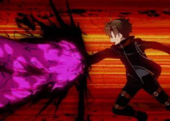 Снимок экрана анимэ Chunibyo Demo Koi ga Shitai!
