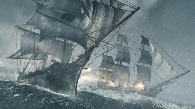 Заступники животных играют против убийства китов в игре Assassin'с Creed IV: White Flag
