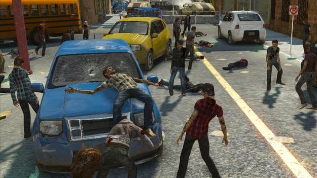 Первый трайлер геймплея игры The Walking Dead: Survival Instinct вышел приватно
