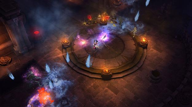 Blizzard готовится выпустить PvP в Диабло III, а без командной игры
