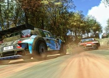 Снимок экрана TrackMania 2 Valley