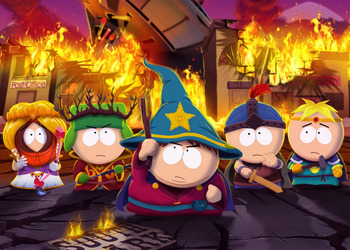 Бокс-арт South Park: The Stick of Truth