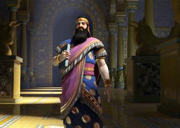 Снимок экрана Civilization V