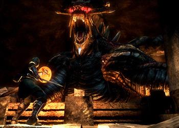Снимок экрана Demon'с Souls