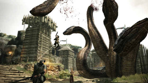 Capcom произвела 2 свежих режима в игре Dragon'с Dogma