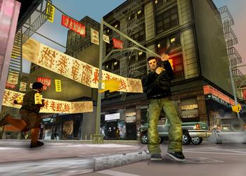 Снимок экрана GTA 3