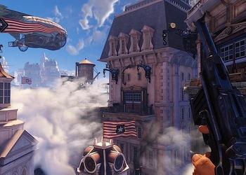 Снимок экрана BioShock: Infinite
