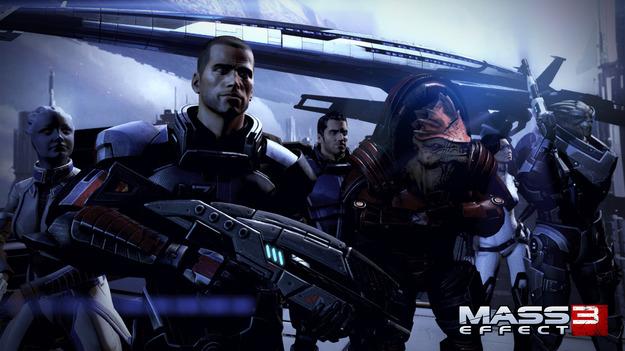 BioWare объявила 2 свежих добавления к игре Mass Effect 3